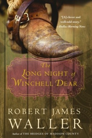 Reading books The Long Night of Winchell Dear