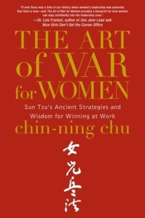 Reading books The Art of War for Women: Sun Tzu's Ancient Strategies and Wisdom for Winning at Work