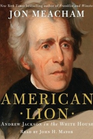 Reading books American Lion: A Biography of President Andrew Jackson