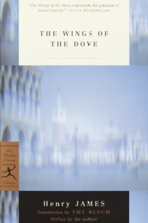 Reading books The Wings of the Dove