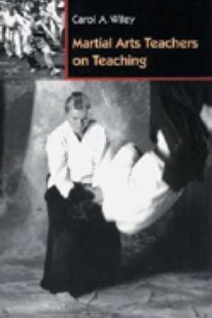 Reading books Martial Arts Teachers on Teaching