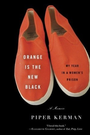 Reading books Orange Is the New Black