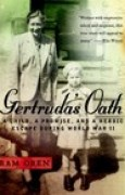 Download Gertruda's Oath: A Child, a Promise, and a Heroic Escape During World War II pdf / epub books