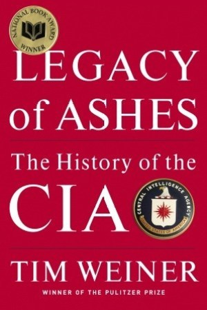 Reading books Legacy of Ashes: The History of the CIA