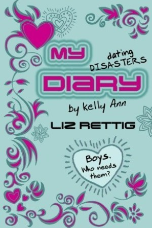 Reading books My Dating Disasters Diary (Diaries of Kelly Ann, #3)