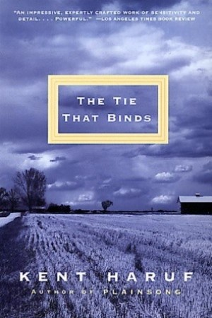 Reading books The Tie That Binds