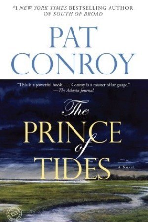 Reading books The Prince of Tides