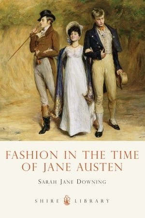 Reading books Fashion in the Time of Jane Austen