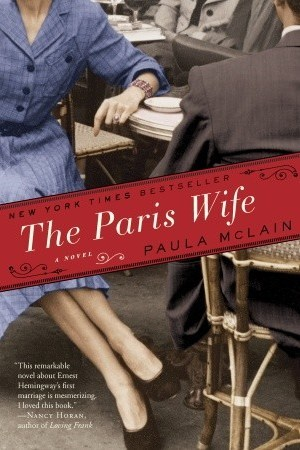 Reading books The Paris Wife