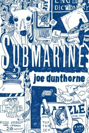 Reading books Submarine