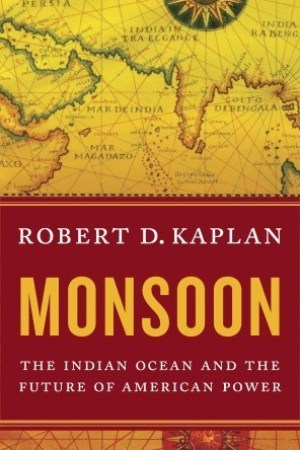 Reading books Monsoon: The Indian Ocean and the Future of American Power