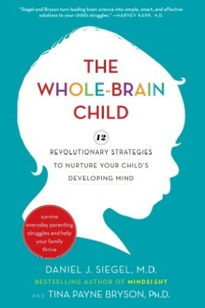 Reading books The Whole-Brain Child: 12 Revolutionary Strategies to Nurture Your Child's Developing Mind, Survive Everyday Parenting Struggles, and Help Your Family Thrive