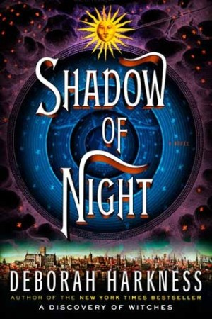 Reading books Shadow of Night (All Souls Trilogy, #2)