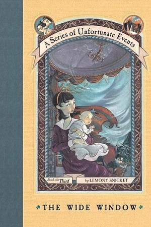 Reading books The Wide Window (A Series of Unfortunate Events, #3)