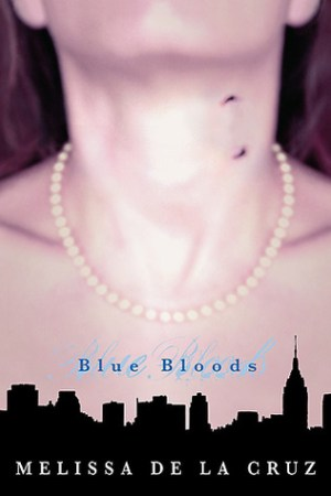Reading books Blue Bloods (Blue Bloods, #1)
