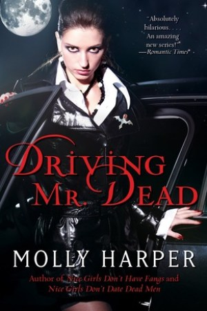 Reading books Driving Mr. Dead (Half-Moon Hollow, #1.5)