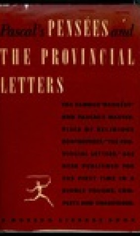 Pensees and the Provincial Letters