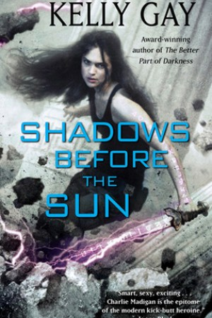 Reading books Shadows Before the Sun (Charlie Madigan, #4)