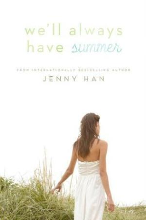 Reading books We'll Always Have Summer (Summer, #3)