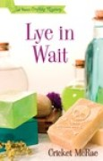 Download Lye in Wait (Home Crafting Mystery, #1) pdf / epub books