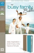 Download Busy Family Bible-NIV: Daily Inspiration Even If You Only Have a Minute pdf / epub books