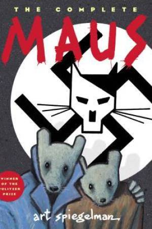 Reading books The Complete Maus (Maus, #1-2)