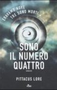 Download Sono il numero quattro (Lorien Legacies, #1) books