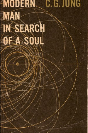 Reading books Modern Man in Search of a Soul