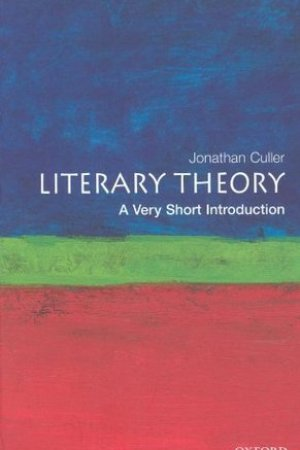 Reading books Literary Theory: A Very Short Introduction