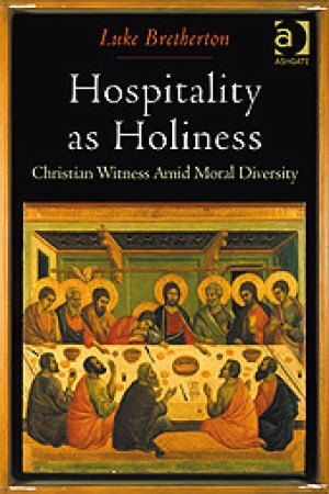 Reading books Hospitality as Holiness