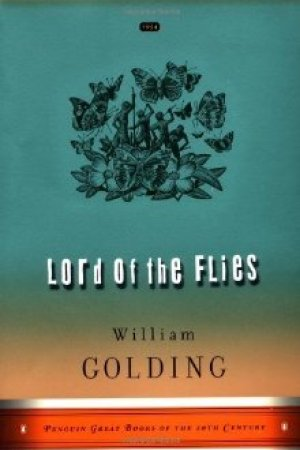 Reading books Lord of the Flies