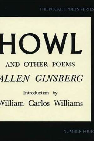 Reading books Howl and Other Poems