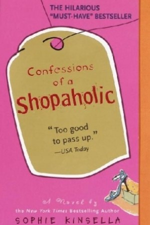 Reading books Confessions of a Shopaholic (Shopaholic, #1)