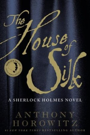 Reading books The House of Silk (Sherlock Holmes, #1)