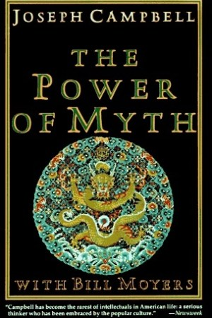 Reading books The Power of Myth