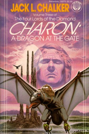 read online Charon: A Dragon at the Gate (The Four Lords of the Diamond, #3)