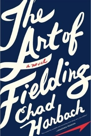Reading books The Art of Fielding