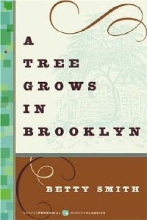 Reading books A Tree Grows in Brooklyn