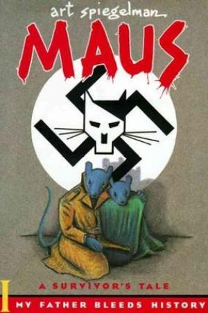 Reading books Maus I: A Survivor's Tale: My Father Bleeds History (Maus, #1)
