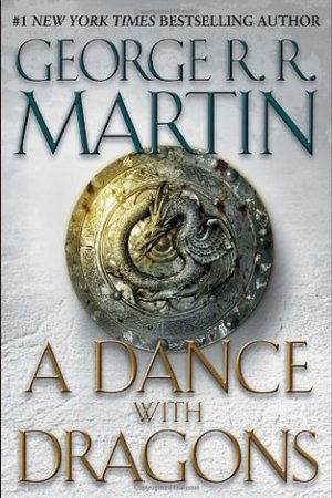 Reading books A Dance with Dragons (A Song of Ice and Fire, #5)