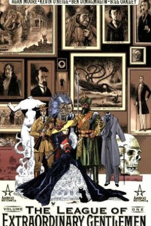 Reading books The League of Extraordinary Gentlemen, Vol. 1