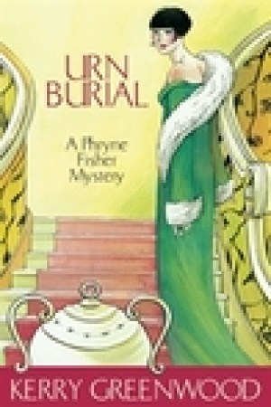 read online Urn Burial (Phryne Fisher, #8)