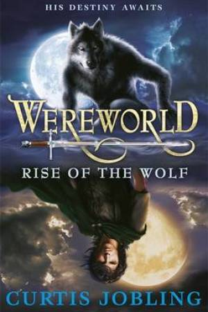 Reading books Rise of the Wolf (Wereworld, #1)