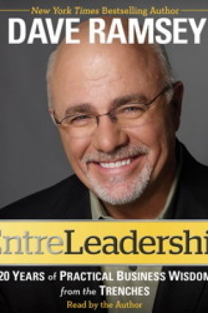 Reading books EntreLeadership: 20 Years of Practical Business Wisdom from the Trenches