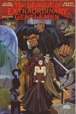 Reading books The League of Extraordinary Gentlemen, Vol. 2
