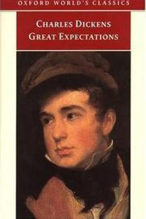 Reading books Great Expectations