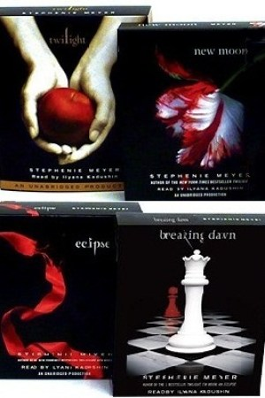 read online The Twilight Saga (Twilight, #1-4)