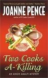 Two Cooks A-Killing (Angie Amalfi, #11)