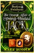 Download The Strange Affair of Spring Heeled Jack (Burton & Swinburne, #1) pdf / epub books