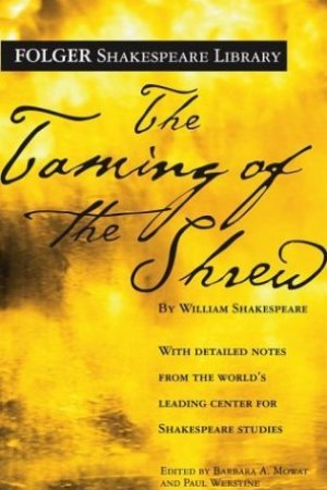 Reading books The Taming of the Shrew